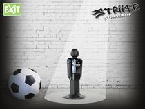 EXIT | Striker Streetsoccer (4 stuks) + EXIT Voetbal