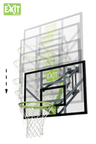 EXIT | Galaxy Wall-mount System (met Dunkring)