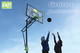 EXIT | Galaxy Inground Basket (met Dunkring)