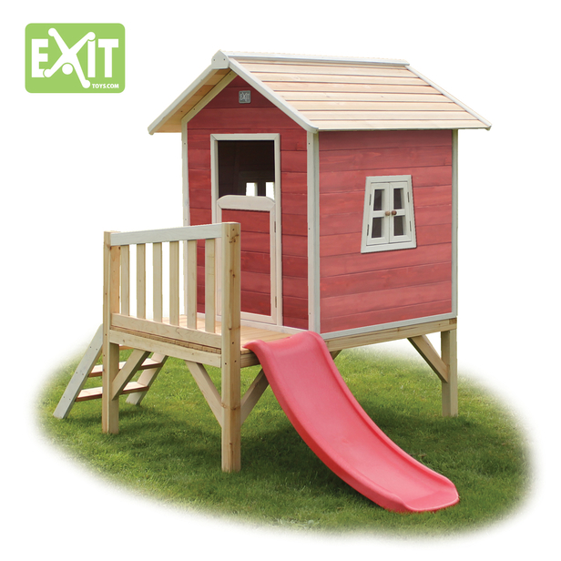 Exit   Beach 300   Red