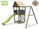Exit | Aksent Speeltoren met aanbouwschommel (1...