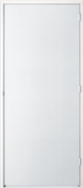 Hardhout FSC deur 30 min. brandwerend (83 x 211.5 cm) met kozijn (56 x 120 mm) linksdraaiend