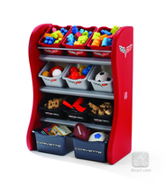 Step2 | Corvette Room Organizer