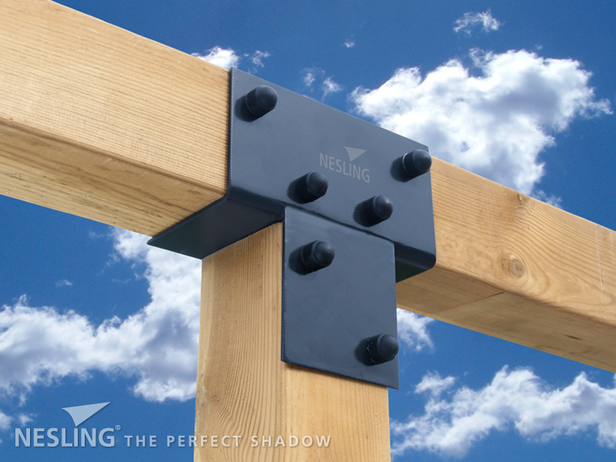 Nesling | Pergola Kit verlenging element