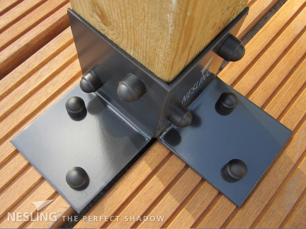 Nesling | Pergola Kit vloer element
