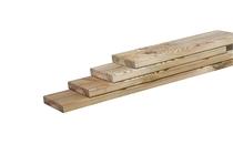 Vlonderplank/dekdeel Grenen | 28 x 145 mm | 400cm