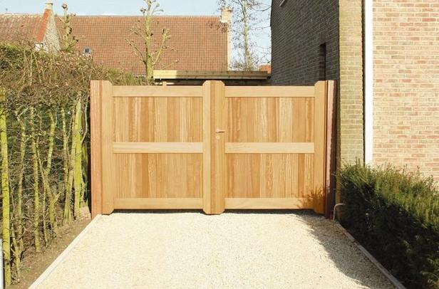 Gardival | Sierpoort Windsor | 150x300 cm | Padoek