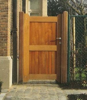 Gardival | Sierpoort Windsor 180x100 cm | Grenen