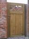 Gardival | Sierpoort Granada | 180x100 cm | Grenen