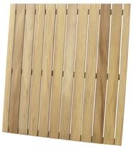 Gardival | Zijpaneel Burton | 180 x 100 cm | Iroko