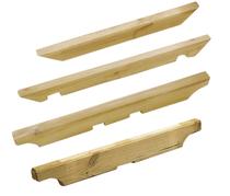 Woodvision | Ruiter 4,4 x 9,0 x 70 cm – 2 inkepingen