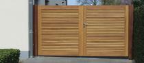 Gardival | Sierpoort Madrid | 180x100 cm | Iroko