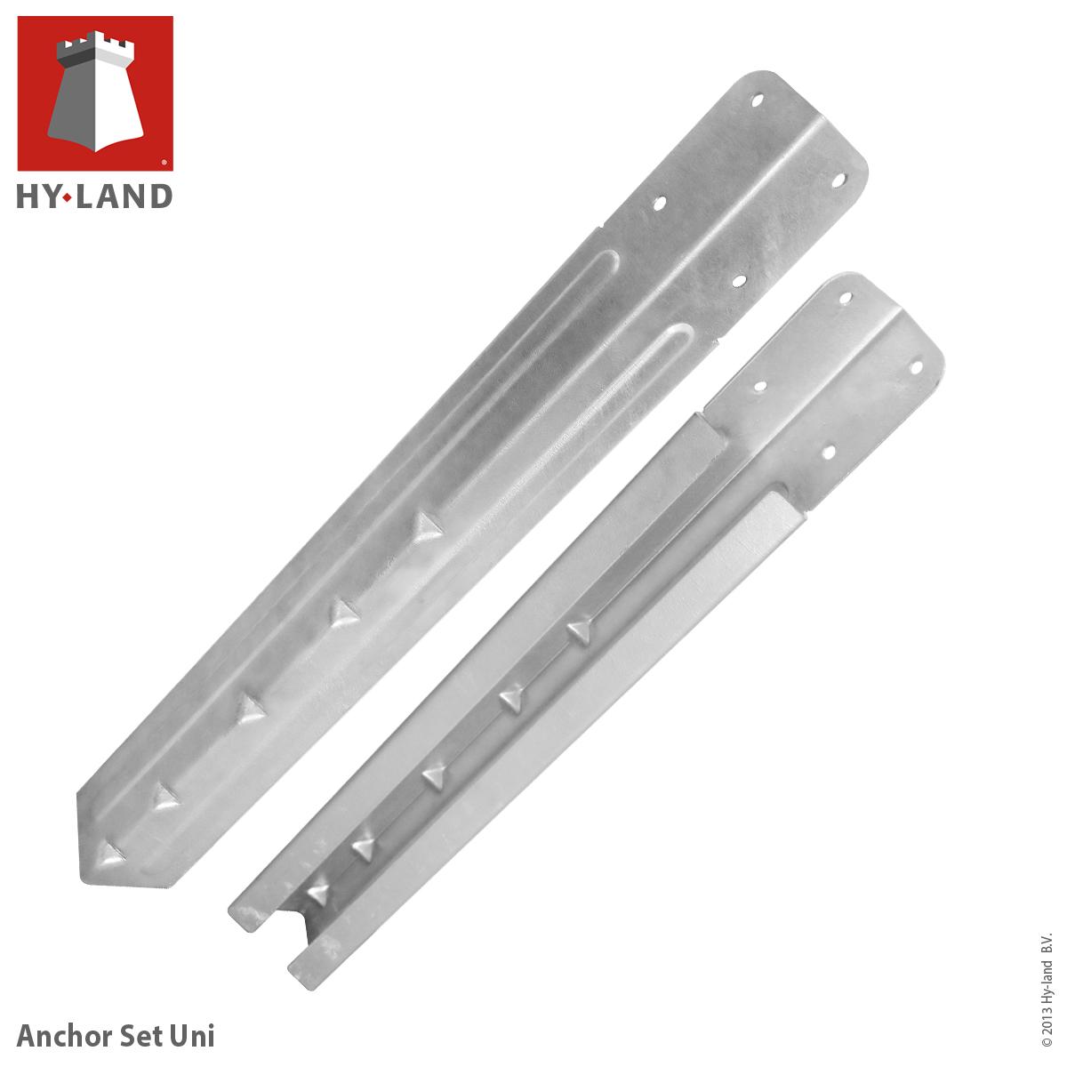 Hy-Land | Anchor Set