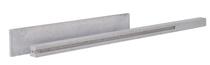 Woodvision | Betonplaat grijs | 25x3.5x184 cm