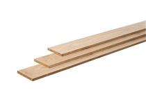 Schuttingplank | Eiken | 27 x 200 mm | 400 cm