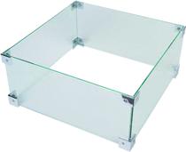 Trendhout | Glazen ombouw