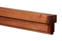 Hardhout kozijnprofiel B