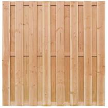 Elephant   Timber tuinscherm   180x180 cm   Douglas