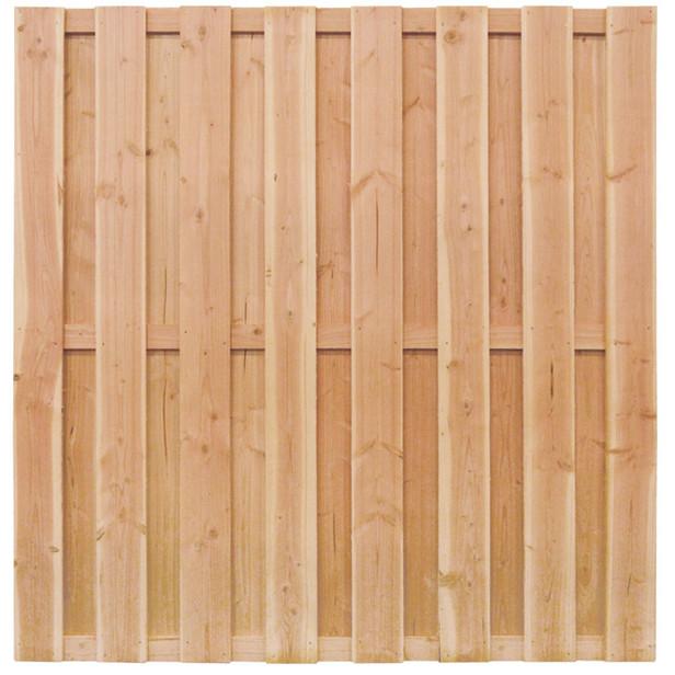 Elephant | Timber tuinscherm | 180x180 cm | Douglas