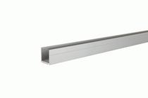 SeriAL/IdeAL | U-lijst Zilver | 200 cm