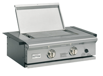 Patton | Build-In 2 Burner