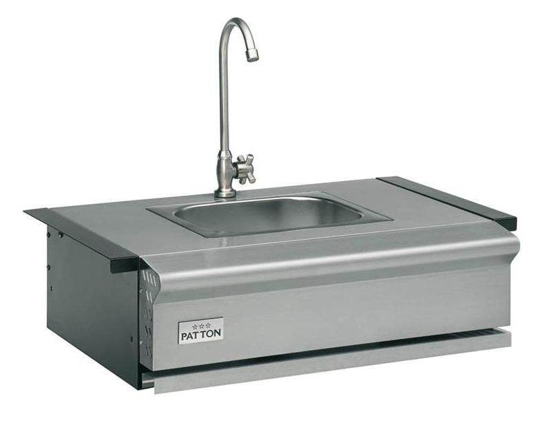 Patton | Build-In Tap Wash