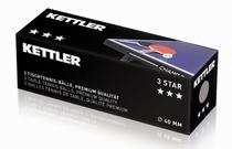 Kettler | TTT-ballen, 3 ster