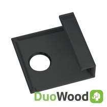 DuoWood | Eindclips tbv vlonderplanken
