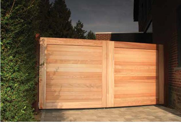 Gardival | Bradford Poort | 300×180 cm