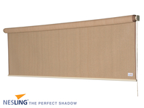 Nesling | Coolfit Rolgordijn | 2.96 x 2.4m | Zand