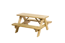 Woodvision | Junior picknicktafel Bjorn