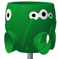KBT | Balkorf octopus groen