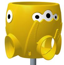KBT | Balkorf octopus geel