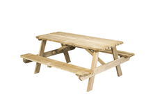 Woodvision | Picknicktafel Easy