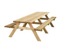 Woodvision | Picknicktafel Lange Jan | 300 cm