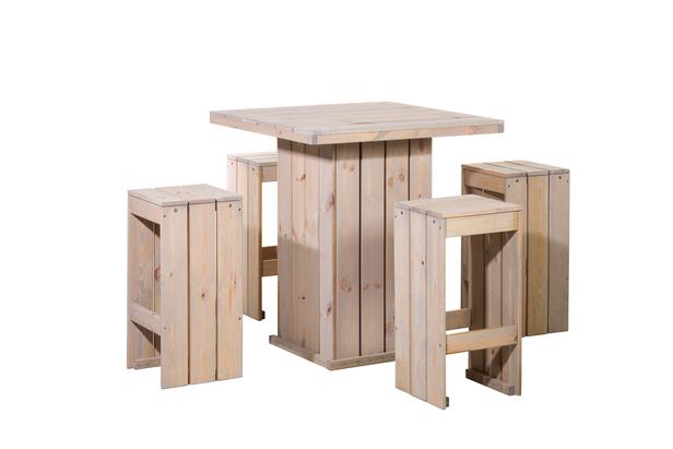 Woodvision   Barkruk Sef
