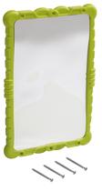 KBT | Lachspiegel /'Haha' spiegel | Limoen groen
