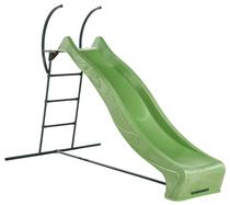 KBT | vrijstaande ladder voor glijbaan rex | groen | 1200 mm