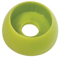 KBT | Kunststof afdekdop voor bouten | Limoen groen | 12 mm