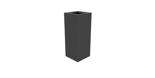 Aluminium bloembak Florida | 40 x 40 x 100