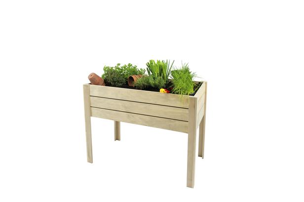 Mini Garden | Met poten | 100 cm