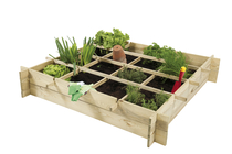 Minigarden | Vierkante meter | 100 cm