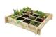Minigarden | Vierkante meter | 120 cm