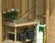 Woodvision | Tuinwerkbankje 90x45x95 cm