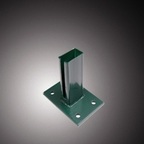 CarpGarant | Bodemplaat rechthoek | Groen 10 x 15 cm
