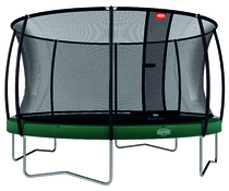BERG Elite+ 330 Groen + Safety Net T-series