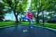 BERG Elite+ 330 Groen + Safety Net T-series