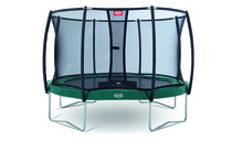 BERG Elite+ 430 Tattoo Groen + Safety Net T-series