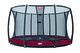 BERG InGround Elite+ 430 Tattoo Rood + Safety N...