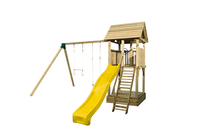 Schommelaanbouw | Speelhuis variant / Crazy Climber